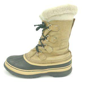 Sorel Caribou Womens Size 9 Winter Snow Boots